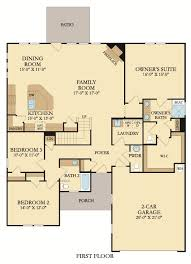 second empire floor plans empire new home plan in the retreat at rayfield traditions by lennar