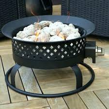 Firepit Lowes Lowes Pits Gas Garden Treasures Outdoor Gas Pit Garden