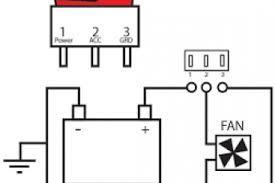 led rocker switch wiring 4 pin wiring diagram simonand
