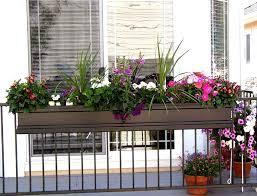 Balcony Planter Box by Deck Railing Planter Box Outdoor Living Pinterest Deck