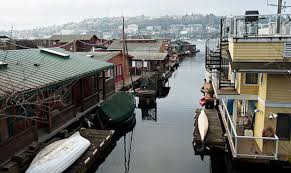 Sleepless In Seattle Houseboat by Living Out U0027sleepless In Seattle U0027 Type Dreams Just Got A Little