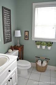 Painting Ideas For Bathroom Colors Best 25 Guest Bathroom Colors Ideas Only On Pinterest Small