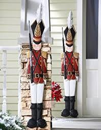 Large Christmas Decorations Amazon by Amazon Com Christmas Yard Decorations Traditional Hanging