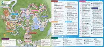 Map Of Walt Disney World by Magic Kingdom Tickets And Transportation