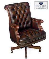 Leather Office Chair Brown Antique Leather Executive Office Chair C15