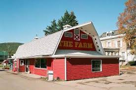 Red Barn Restaurant Bradfordfarm