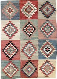 Modern Kilim Rugs Flooring Custom Size Kilim Rug Design For Home Flooring Decor