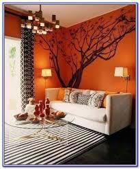 orange paint colors ideas burnt orange paint color for kitchen