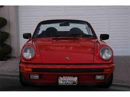 84 porsche 911 for sale 1984 porsche 911 for sale on classiccars com 12 available