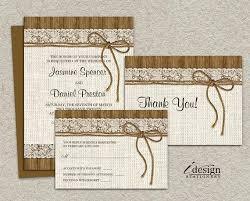 blank wedding invitation kits luxury rustic wedding invitation kits or rustic 51 rustic