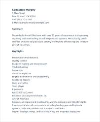 Hvac Technician Resume Examples by Mechanic Resume Examples Best Hvac And Refrigeration Resume