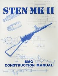 sten mk ii construction manual gary hill 9780879471972 amazon