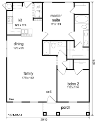 800 sq ft 2 bedroom cottage plans bedrooms 2 baths 1000 sq ft