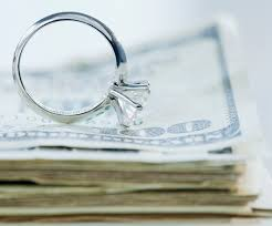 why spending less on your wedding could save your marriage pbs