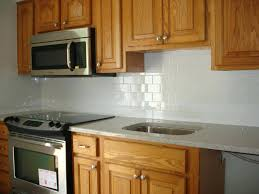 Green Subway Tile Kitchen Backsplash - ceramic subway tiles for kitchen backsplash light green subway