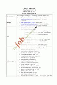 high school student resume template no experience resume template for high school student with no work experience