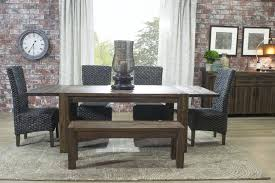 Rustic Dining Room Table And Chairs by Meadow Rustic Dining Room Mor Furniture For Less