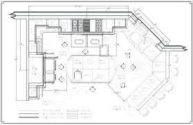 kitchen design plans with island kitchen design blueprints cursosfpo info