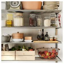 Ikea Com Kitchen by Grundtal Wall Shelf 31 1 2
