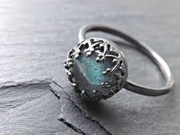 buy rings silver images Buy a custom blue labradorite ring sterling silver crown setting jpg