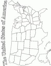 us map coloring page usa map colouring page to print 26150