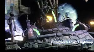 disney infinity 3 0 halloween town highway toy box speedway