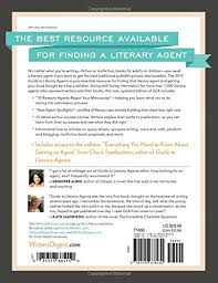 2015 guide to literary agents the most trusted guide to getting