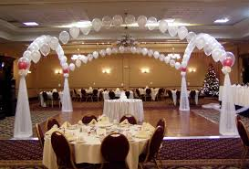 decorations coral and gold wedding reception flowers