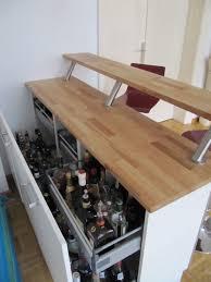 meuble bar cuisine ikea cheers it s an illuminated bar ilot central ilot et central