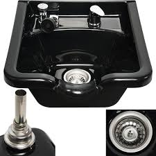 Portable Sink For Hair Salon by Amazon Com Cupc Vacuum Breaker Shampoo Bowl Hair Sink Stainless