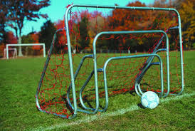 Backyard Soccer Goals For Sale Small Sided Steel Soccer Goal 4 X 6 Goal Sports Soccer Small Goals