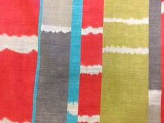 Scion Curtain Fabric Scion Pucci Designer Curtain Fabric In Peony Acid By The Metre