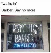 Psychic Meme - psychic barber meme xyz