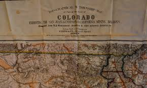 State Map Of Colorado by Nell U0027s Map Of Colorado Mt Gothic Tomes And Reliquary