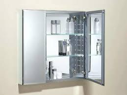 corner mirror cabinet with light corner mirror bathroom wall cabinet bathrooms cabinets with lights