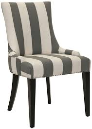 dining room modern fabric dining chairs high back design nice