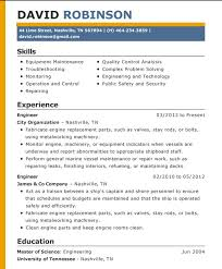 Online Resume Formats by Marvelous Proper Resume Format 55 In Modern Resume Template With