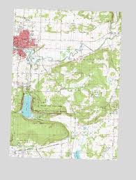 topo maps wisconsin baraboo wi topographic map topoquest
