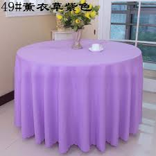 wedding table covers free shipping 10pcs lavender polyester table covers wedding