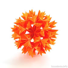 Origami Modular Flower - 177 best origami poliedra images on pinterest modular origami