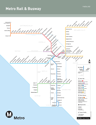 Metro Route Map by A Beginner U0027s Guide To The Los Angeles Metro System