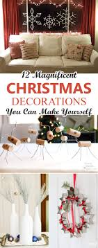 magnificent decorations you can make yourself