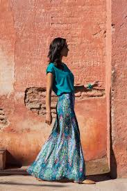 74 colorful mosaic maxi skirt from the marrakech collection by