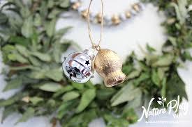 nature based christmas craft nature play wa