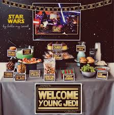 Star Wars Birthday Decorations 89 Best Star Wars Images On Pinterest Birthday Party Ideas Star