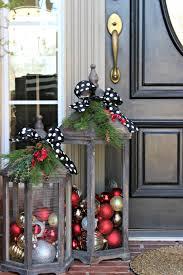 christmas outdoor decor 13 outdoor christmas decoration ideas stylish outside christmas