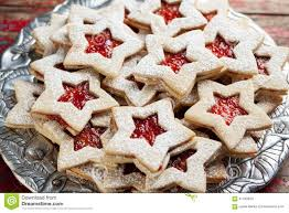 plate christmas cookies stock photo image sandwich 61780634