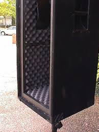 Bass Speaker Cabinet Design Plans Shavano Music Online A Speaker Cabinet Project In Words And