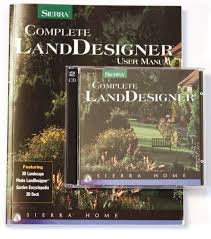 amazon com sierra complete landdesigner design and plan your
