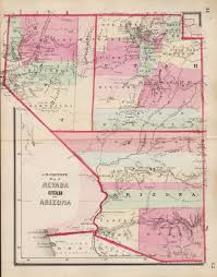 New Mexico State Map by Washington County Maps And Charts